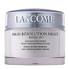 Lancôme High Résolution Night Refill-3X™ Anti-Wrinkle Cream