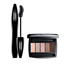 Lancôme Nude Eyeshadow and Hypnose Mascara Set