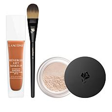 Lancôme Renergie Lift Foundation with Setting Powder and Brush