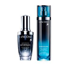 Lancôme Super Serum Genifique and Visionnaire Duo