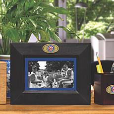 Landscape Black Picture Frame - Chicago Cubs, MLB
