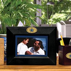 Landscape Black Picture Frame - Dallas Cowboys, NFL