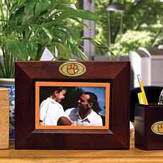 Landscape Brown Picture Frame - Clemson - College
