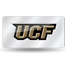 Laser Tag License Plate - University of Central Florida (Silver)