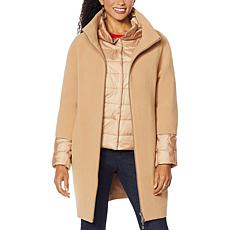 Laurier 3-in-1 Coat with Pockets