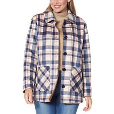 Laurier Barn Jacket with Collar