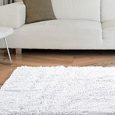 "Lavish Home High-Pile Shag Rug Carpet - 21"" x 36"""