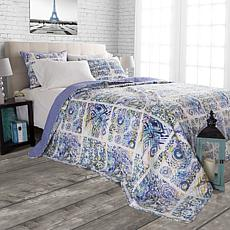 Lavish Home Melody 2-piece Quilt Set  - Twin