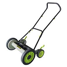 "LawnMaster 16"" 5-Blade Reel Manual Push Mower"