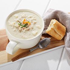 Legal Sea Foods New England Clam Chowder 4-Quart AS