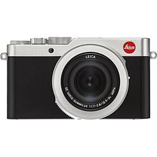Leica D-Lux 7 Compact Digital Camera - Silver