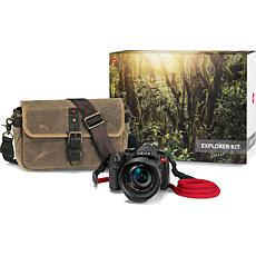Leica V-Lux (Typ 114) Compact Digital Camera Explorer Kit