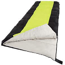 Leisure Sports 2-Season Sleeping Bag - Neon Green