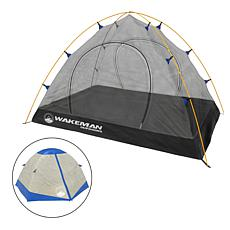 Leisure Sports Waterproof Floor 2-Person Backpacking Tent