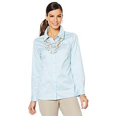 Lemon Way On-the-Go Wrinkle Resistant™ Button-Down Shirt - Fashion
