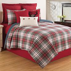 Lennox Plaid Full/Queen Quilt Set