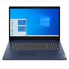 "Lenovo 17.3"" Intel Core i7 8GB Memory 256GB SSD Laptop with Voucher"