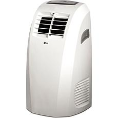 LG 115V Portable Air Conditioner w/Remote  for Rooms up to 300 Sq. Ft.