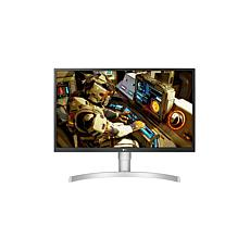"""LG 27"""" Class 4K UHD IPS LED HDR Monitor with Ergonomic Stand"""