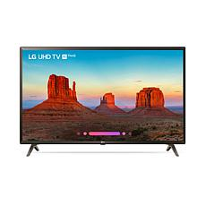 "LG 49"" UK6300PUE Series 4K UHD HDR Smart  LED TV with AI ThinQ®"