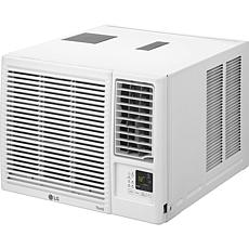LG 8,000 BTU Heat and Cool Window Air Conditioner with Wifi Controls