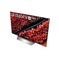 "LG C9 Series 77"" 4K Ultra HD OLED Smart TV with ThinQ AI"