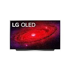 "LG CX 48"" 4K Smart OLED TV with AI ThinQ"