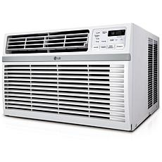 LG Energy Star Rated 6,000 BTU Window Air Conditioner w/Remote Control