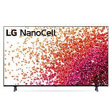 "LG NanoCell 75 Series 2021 55"" 4K Smart UHD TV with AI ThinQ"