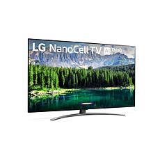 "LG SM8600 55"" 4K Ultra HD NanoCell Smart TV with ThinQ AI"
