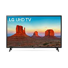 "LG UK6090 49"" 4K Ultra HD Smart TV with HDR"