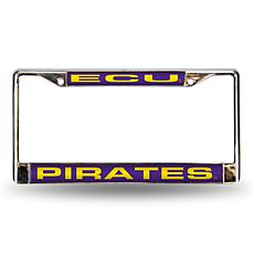 License Plate Frame - East Carolina University
