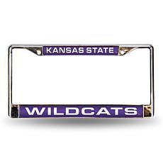 License Plate Frame - Kansas State University