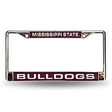 License Plate Frame - Mississippi State University