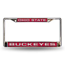 License Plate Frame - The Ohio State University