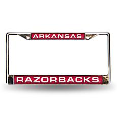 License Plate Frame - University of Arkansas