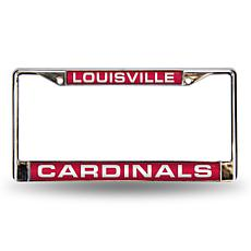 License Plate Frame - University of Louisville