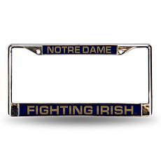 License Plate Frame - University of Notre Dame