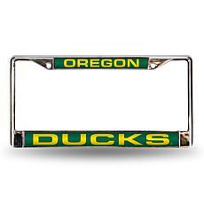 License Plate Frame - University of Oregon