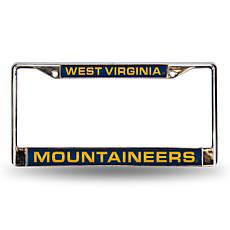 License Plate Frame - West Virginia University