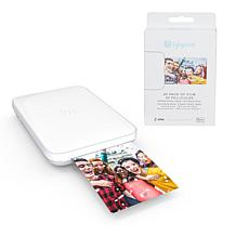 """Lifeprint 3"""" x 4.5"""" Photo and Video  with 25-pack ZINK Photo Paper"""