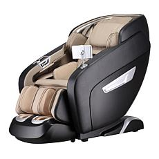 "Lifesmart 4D Zero Gravity Massage Chair w/49"" SL Track and Body Scan"