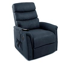 LifeSmart Power Lift Recliner with Heat, Massage and 2 USB Ports