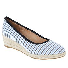 LifeStride Karma Espadrille Wedge Pump