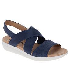 LifeStride Plush Sandal