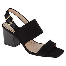 LifeStride Teddi Block Heel City Sandal