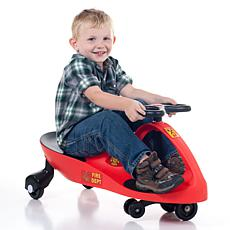 Lil' Rider™ Red Rescue Firefighter Wiggle Ride-on Car