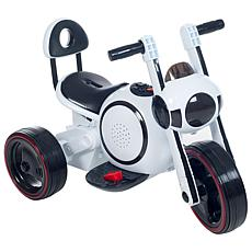 Lil' Rider Sleek LED Space Traveler Trike - White