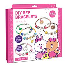 Line Friends DIY BFF Bracelets Kit