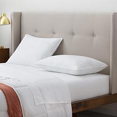 Linenspa Essentials Firm Bed Pillow, 2 Pack (Standard)